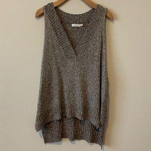 Lush Tank Top Sweater